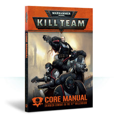 WH 40K KILL TEAM CORE MANUAL  PRE-ORDER DICEHEADdotCOM