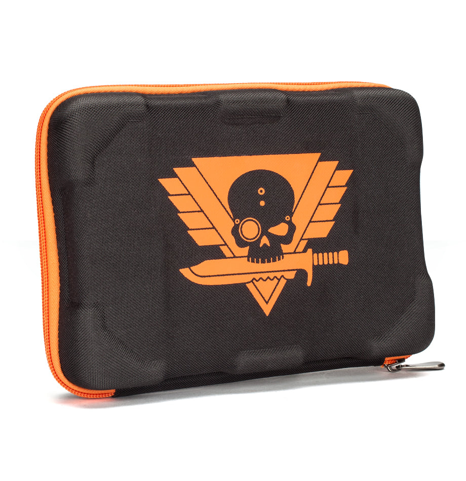 WH 40K KILL TEAM SQUAD CARRY CASE DICEHEADdotCOM