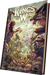 """Kings of War: 2nd Edition Hardback Rulebook