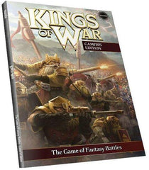 """Kings of War: 2nd Edition Softback RULEBOOK