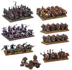 """Kings of War: 2nd Edition: Two Player Battle Set