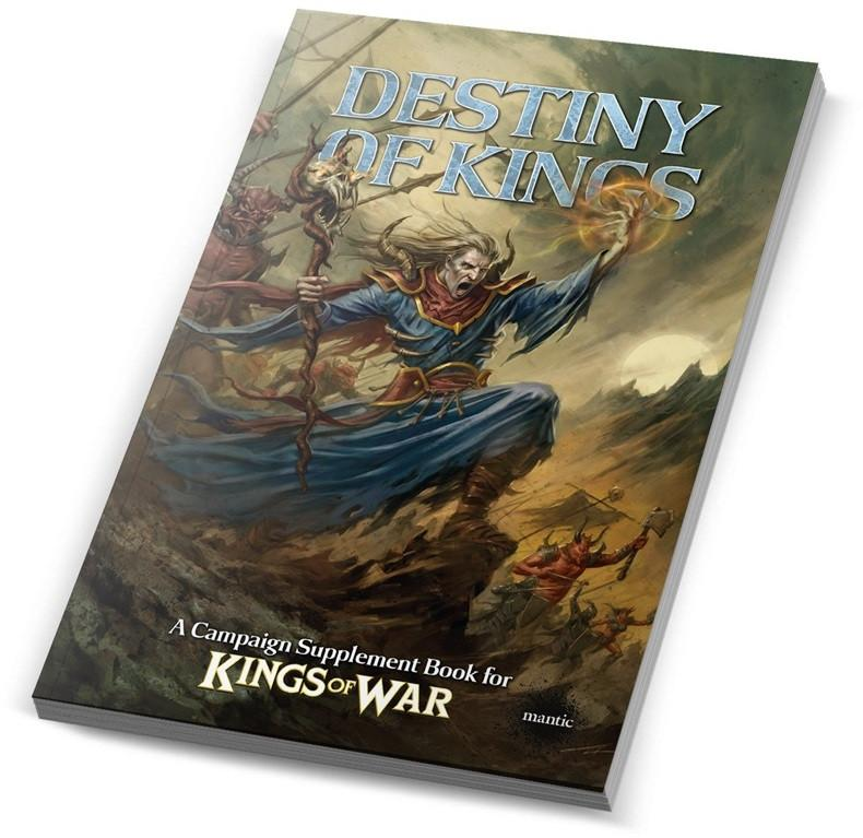 Kings of War: Destiny of Kings
