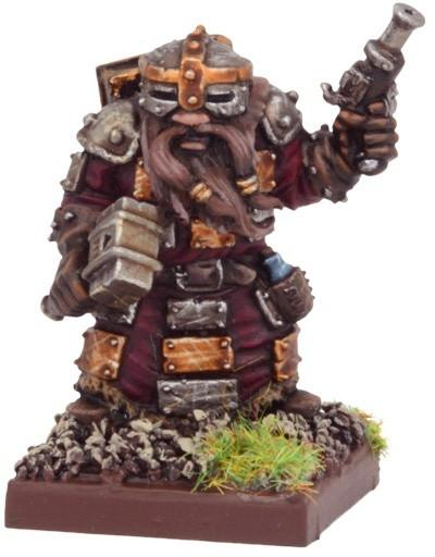 Kings of War: Dwarf Warsmith
