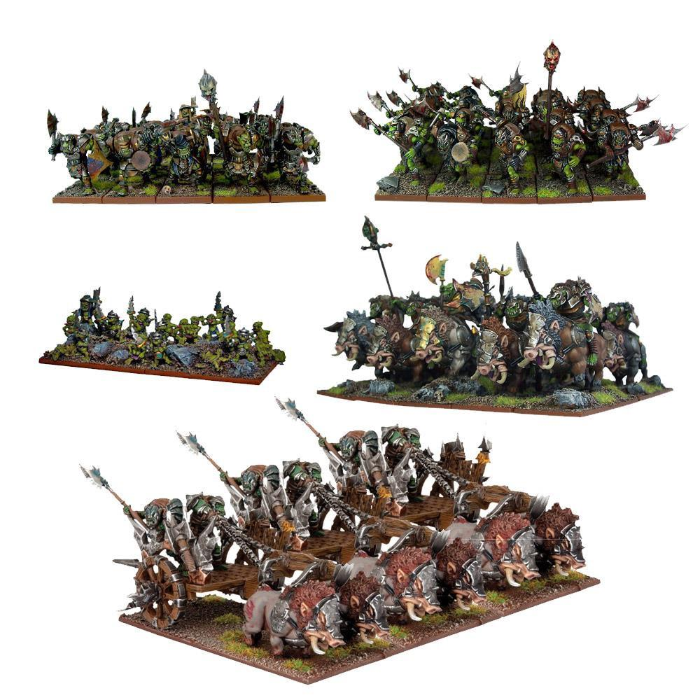 Kings of War: Orc Army