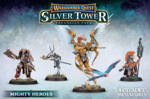 Warhammer Quest Mighty Heroes DICEHEADdotCOM