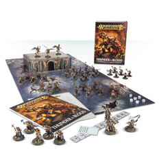 AGE OF SIGMAR THUNDER & BLOOD DICEHEADdotCOM PRE-ORDER