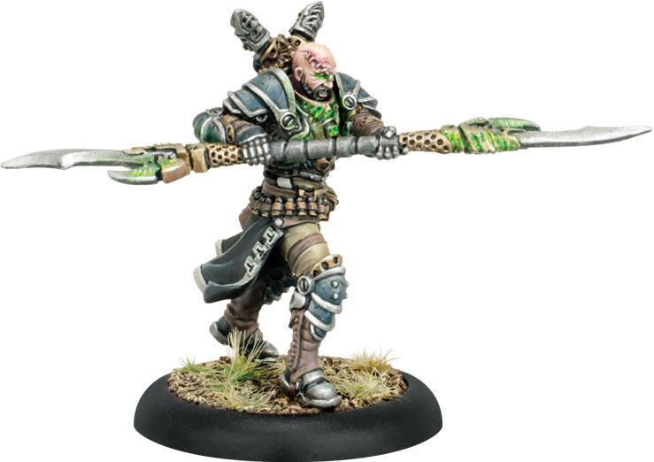 Warmachine Cryx  Sturgis the Corrupted Epic Warcaster  WEB