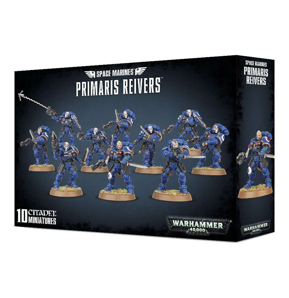 SPACE MARINES PRIMARIS REIVERS DICEHEADdotCOM