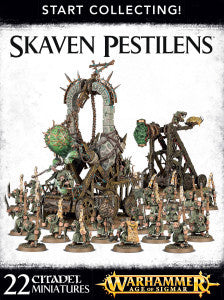 START COLLECTING! SKAVEN PESTILENS  DICEHEADdotCOM