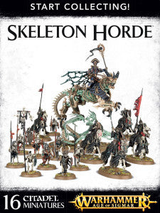 Armies of Death Start Collecting! Skeleton Horde DICEHEADdotCOM