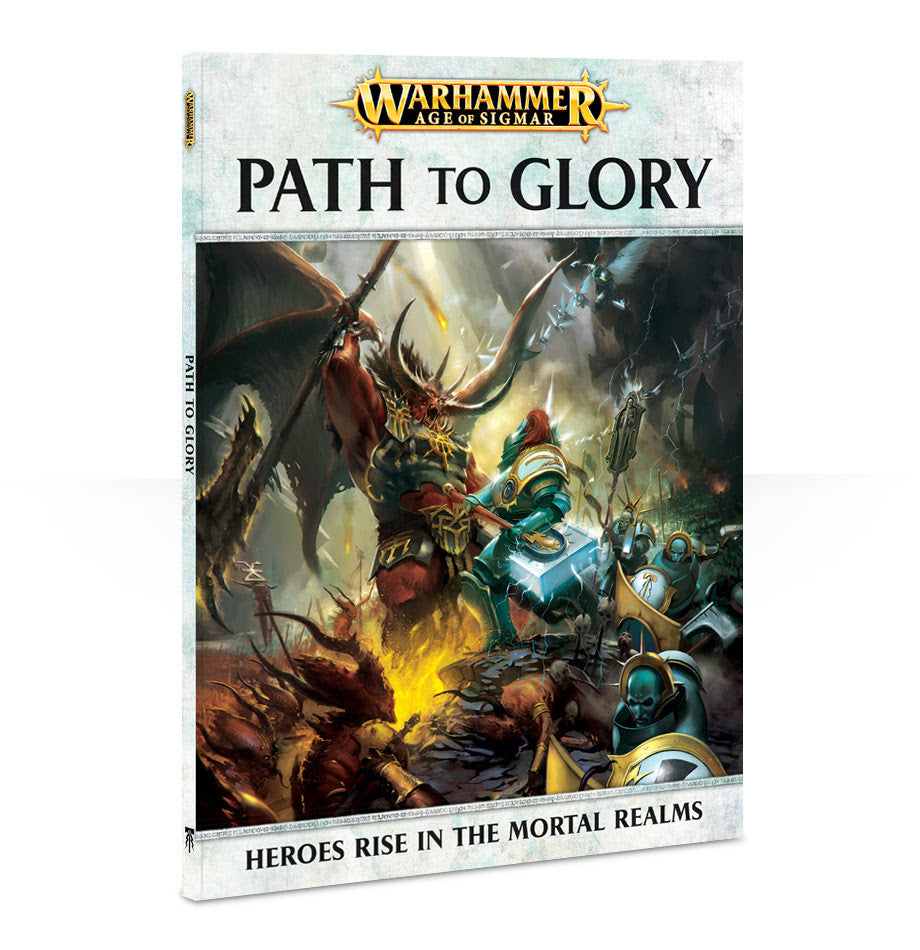 AGE OF SIGMAR: PATH TO GLORY DICEHEADdotCOM