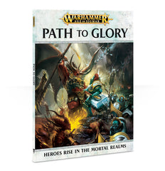 AGE OF SIGMAR: PATH TO GLORY PRE-ORDER DICEHEADdotCOM