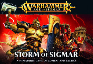 Age of Sigmar STORM OF SIGMAR  DICEHEADdotCOM