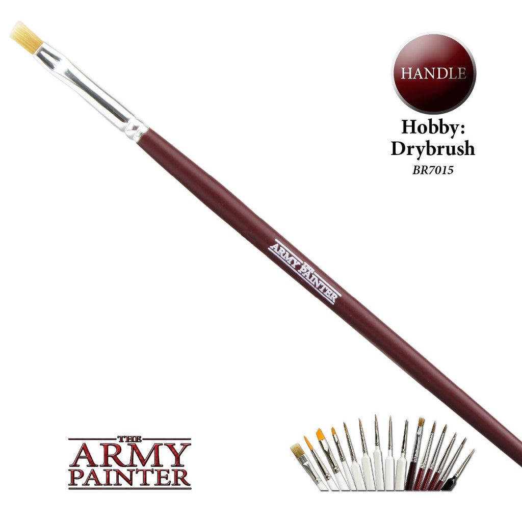 """Army Painter Hobby Brush: Drybrush