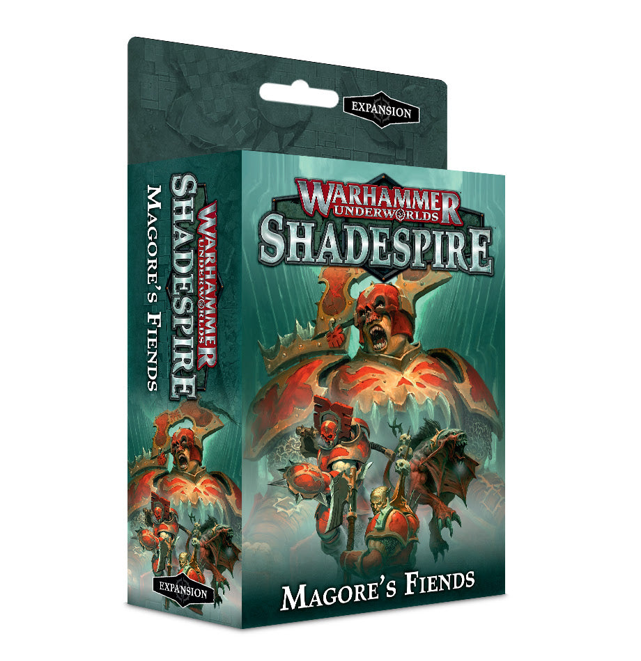 SHADESPIRE MAGORES FIENDS WARBAND DICEHEADdotCOM