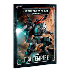 CODEX TAU EMPIRE 2018 DICEHEADdotCOM