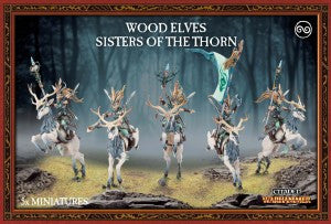 Sylvaneth Wanderers Wild Riders / Sisters of the Thorn DICEHEADdotCOM