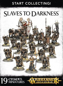 Chaos Star Collecting! Slaves to Darkness DICEHEADdotCOM