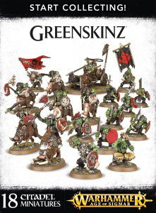 ORRUK START COLLECTING! GREENSKINZ DICEHEADdotCOM