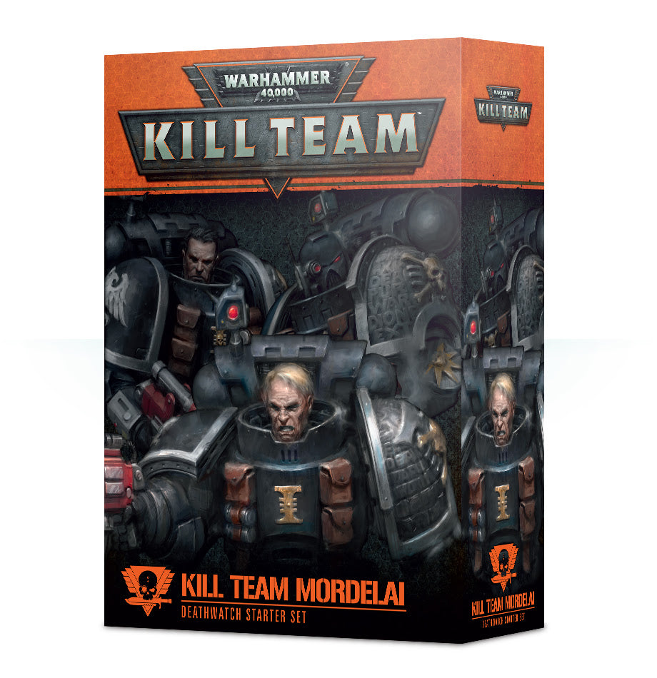KILL TEAM MORDELAI DEATHWATCH DICEHEADdotCOM