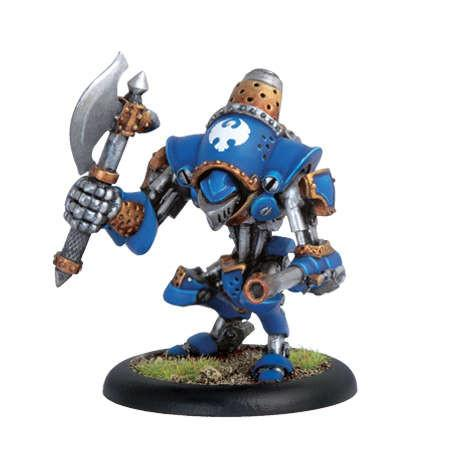 Warmachine Cygnar Hunter Light Warjack WEB