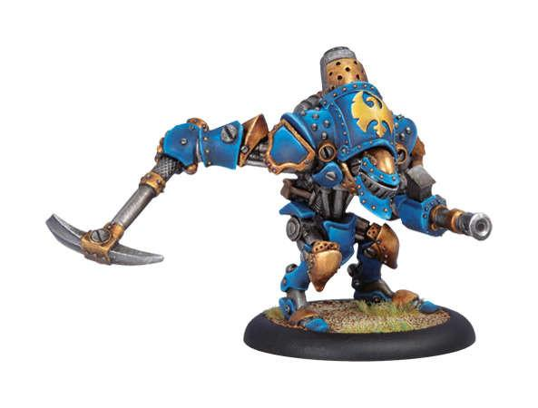 Warmachine Cygnar Grenadier Light Warjack WEB