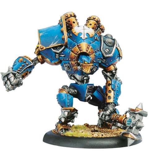 Warmachine Cygnar Ol' Rowdy Heavy Warjack Box WEB
