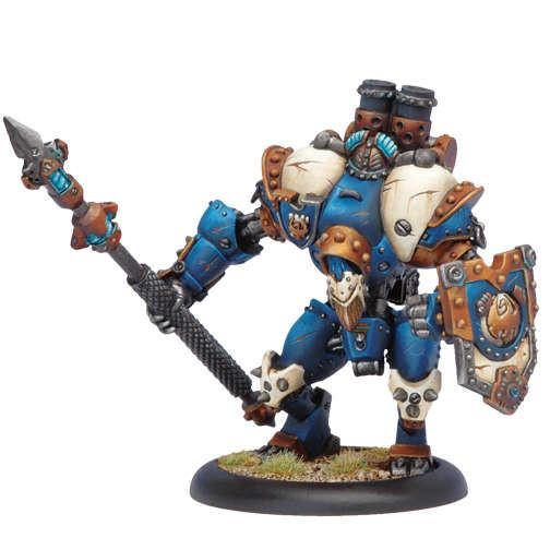 Warmachine Cygnar Thorn Light Warjack. WEB