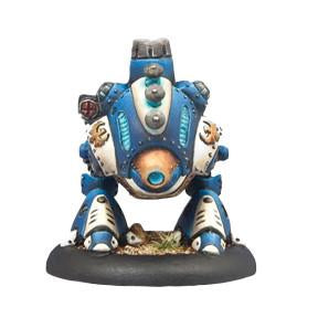 Warmachine Cygnar Squire Warcaster Attachment WEB