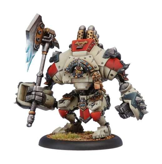 Warmachine Khador Beast 09 - Character Heavy Warjack Box WEB