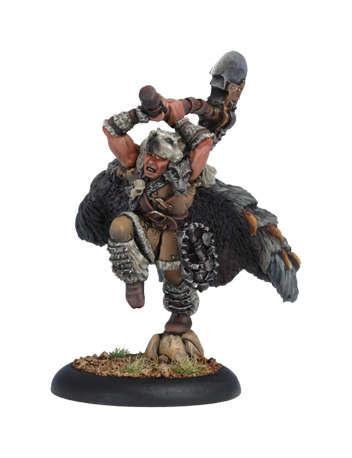 Warmachine Khador Yuri the Axe WEB