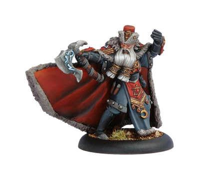 Warmachine Khador Koldun Lord WEB