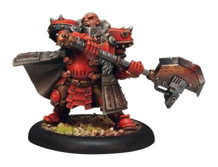 Warmachine Khador The Butcher of Khardov (2010) WEB