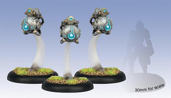 Warmachine Convergence Attunement Servitors Solos (3) WEB