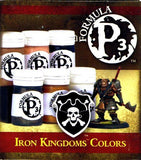 """Iron Kingdoms Colors P3 Paint Box