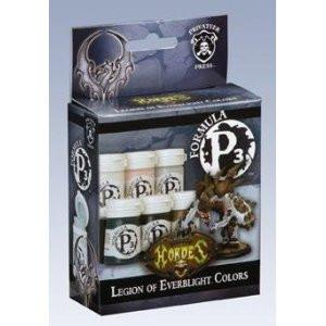 Hordes Legion of Everblight P3 Paint Box