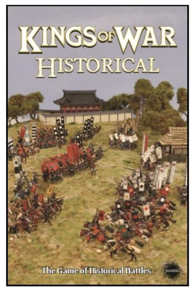 Kings of War Historical Manual Softcover WEB