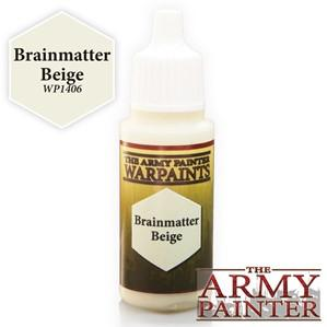 """Army Painter Warpaints Brainmatter Beige  18ml