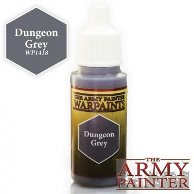 """Army Painter Warpaints Dungeon Grey  18ml