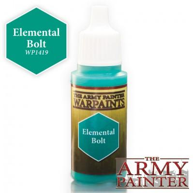 """Army Painter Warpaints Elemental Bolt  18ml