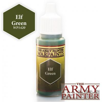 """Army Painter Warpaints Elf Green  18ml