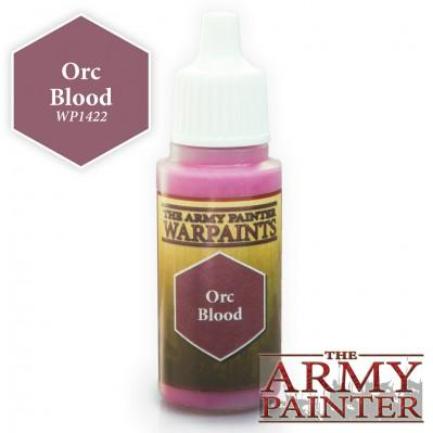 """Army Painter Warpaints Orc Blood  18ml