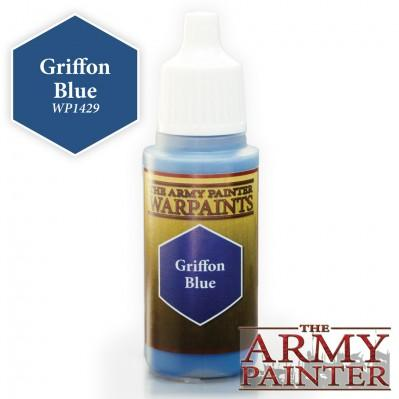 """Army Painter Warpaints Griffon Blue  18ml