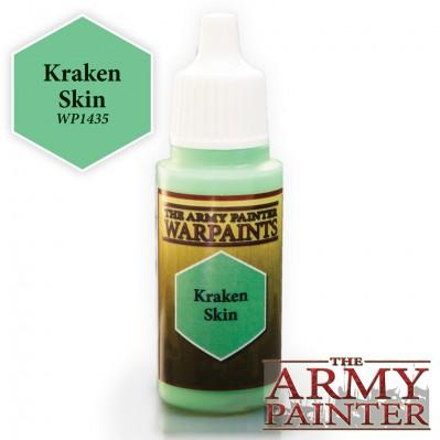"""Army Painter Warpaints Kraken Skin  18ml