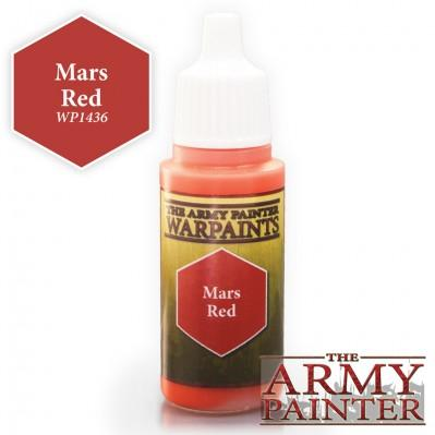 """Army Painter Warpaints Mars Red  18ml