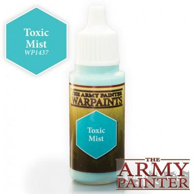 """Army Painter Warpaints Toxic Mist  18ml