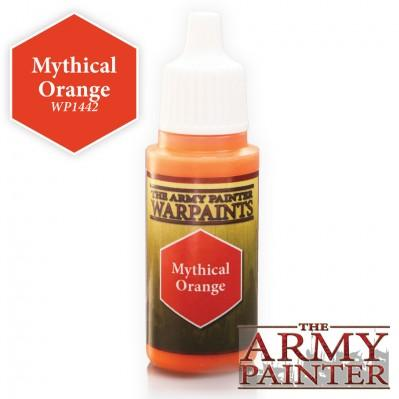 """Army Painter Warpaints Mythical Orange  18ml