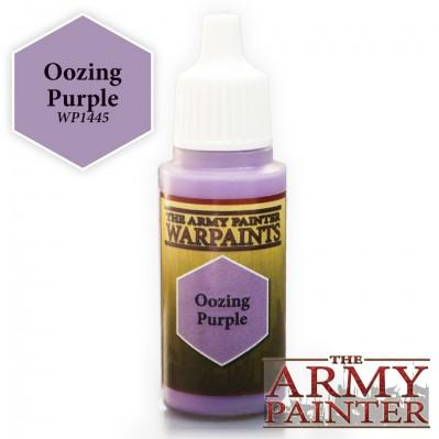 """Army Painter Warpaints Oozing Purple  18ml