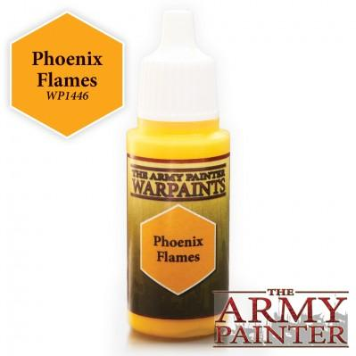 """Army Painter Warpaints Phoenix Flames  18ml