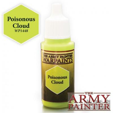"""Army Painter Warpaints Poisonous Cloud  18ml